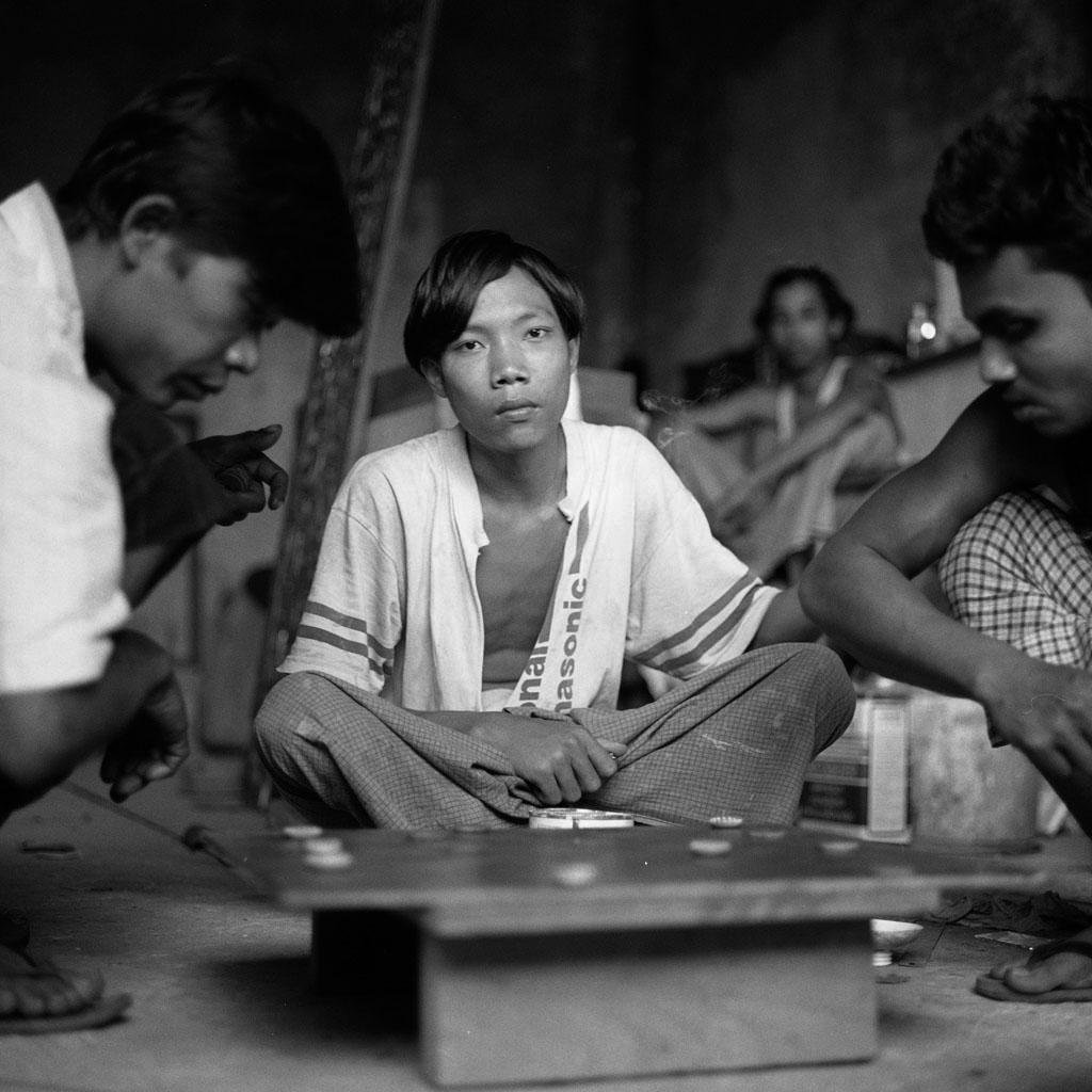 Work Break Rangoon. M.White.jpg