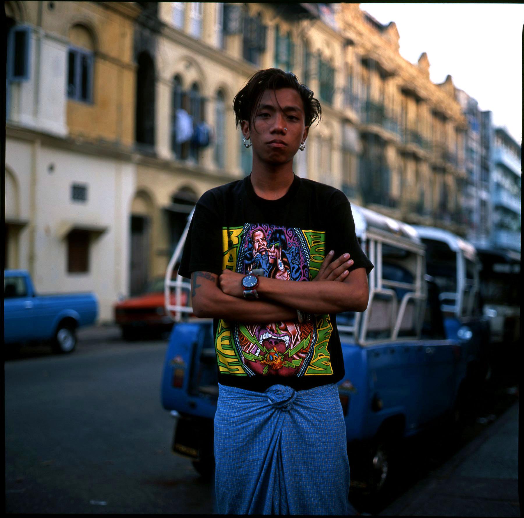 Rangoon 1995