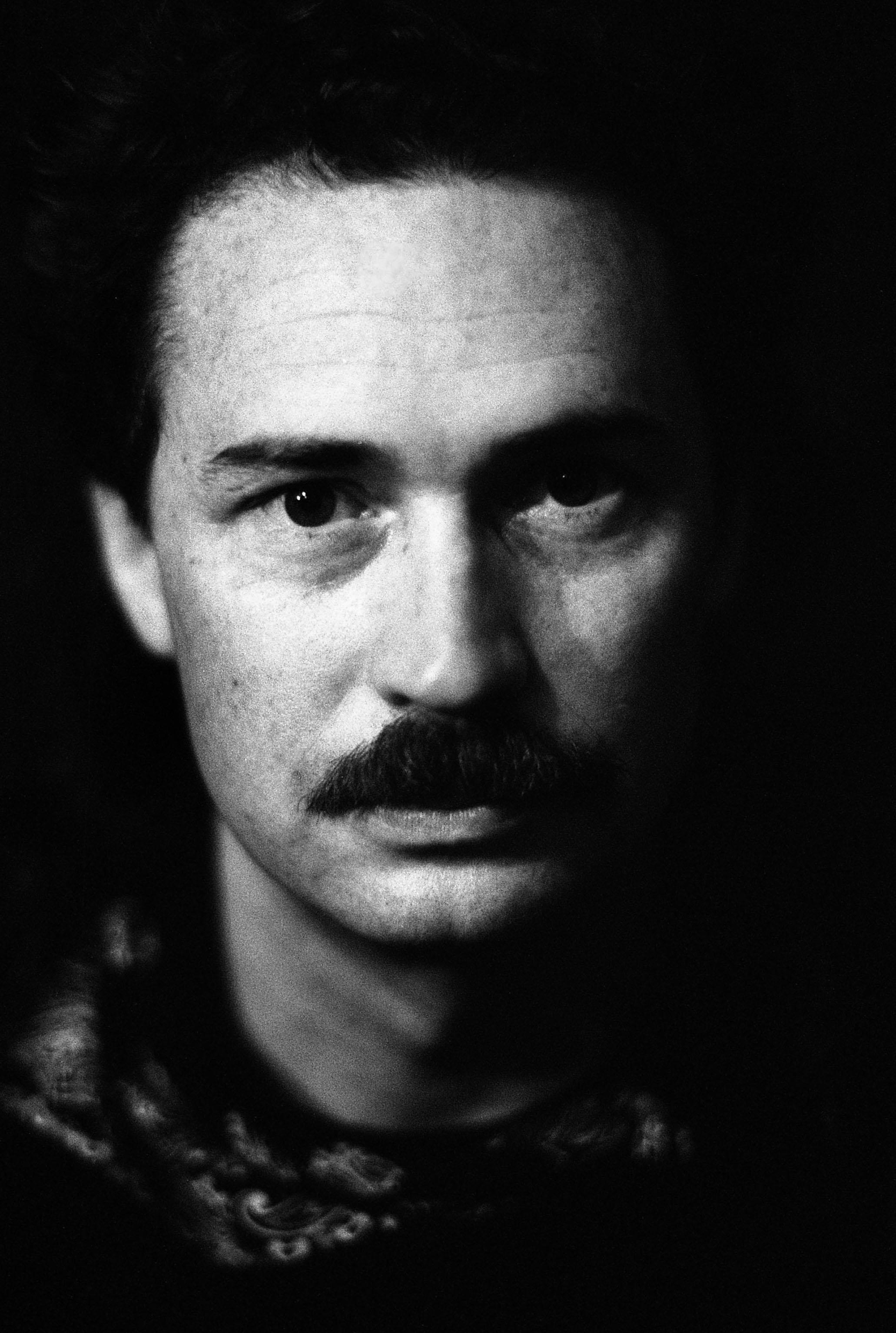 Steve Gardner, Musician. Tokyo 1991