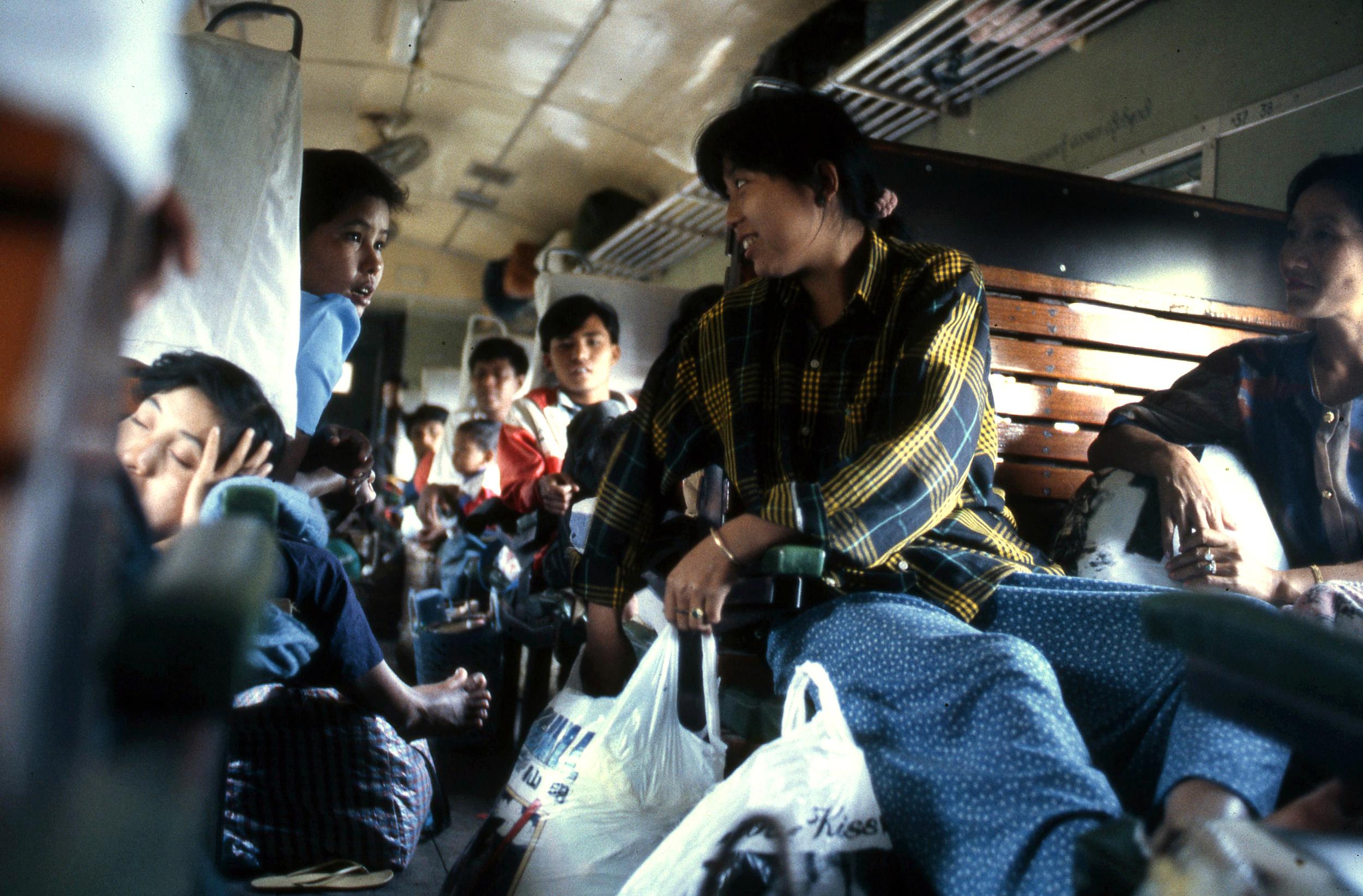 Train passengers north of Mandalay.jpg