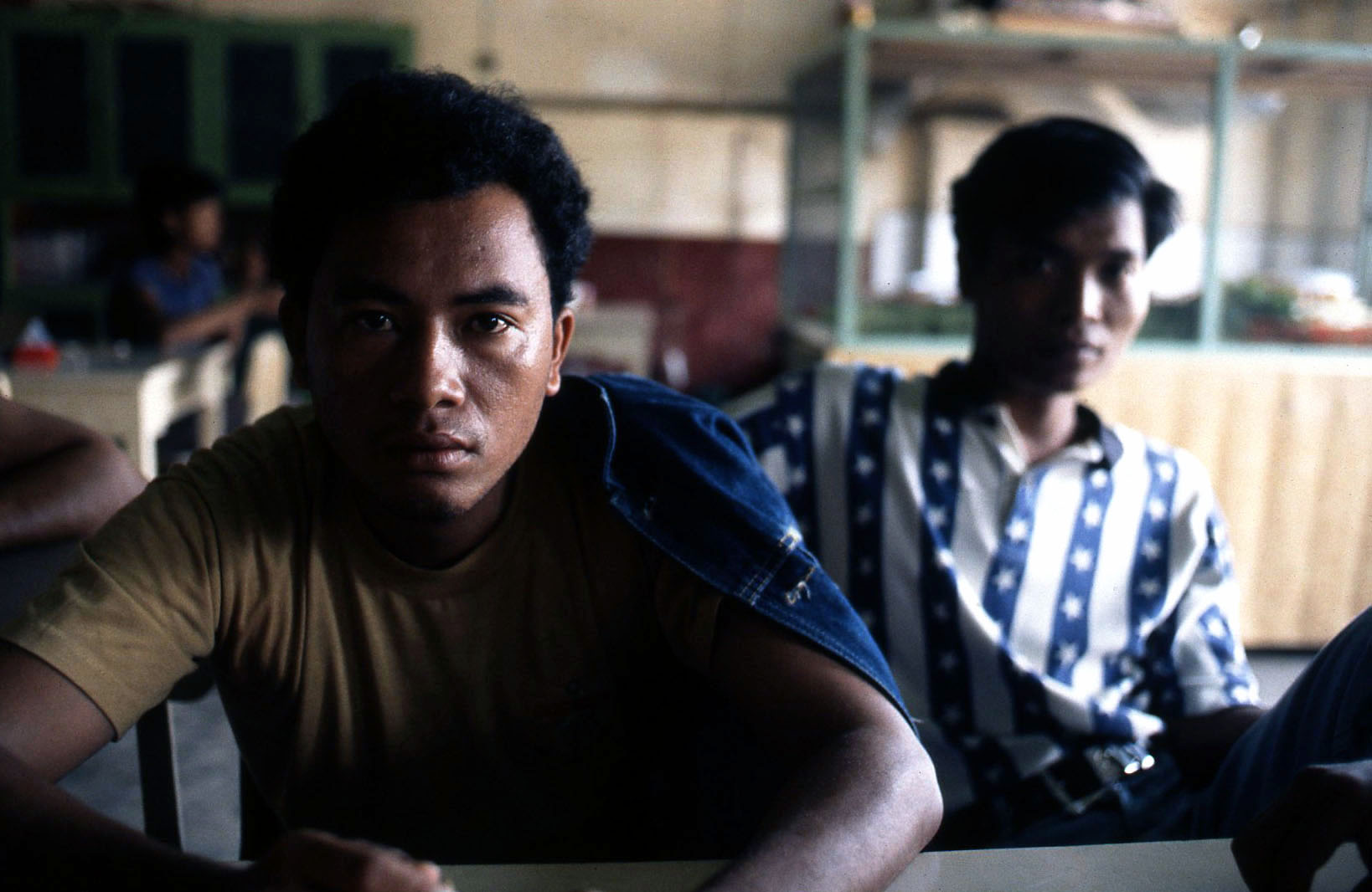 Thazi, Burma 1995