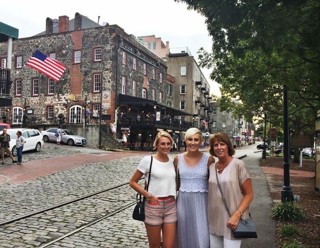 Family Vacation in Savannah, GA