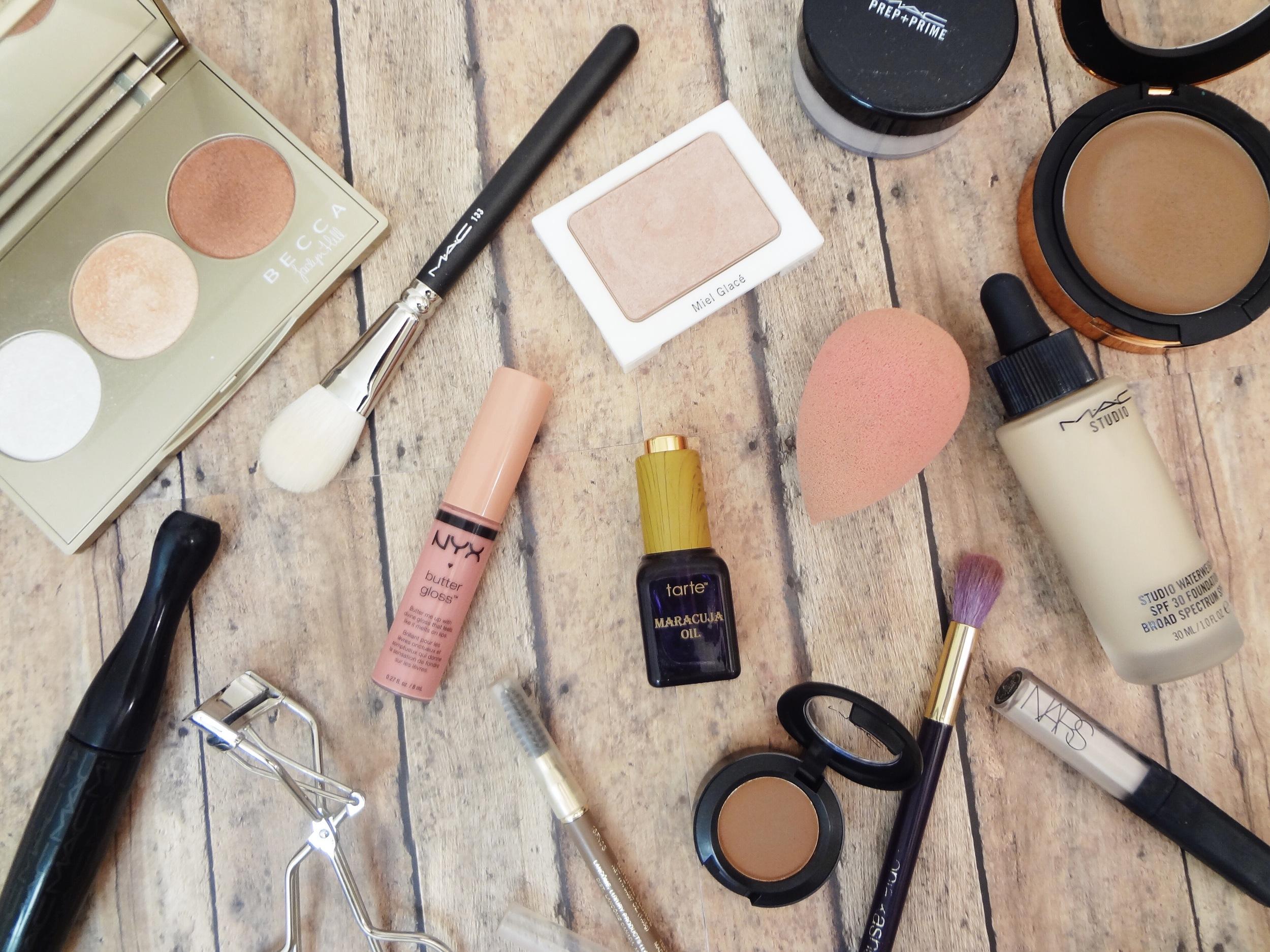 Sunday Makeup   Blush + Soul