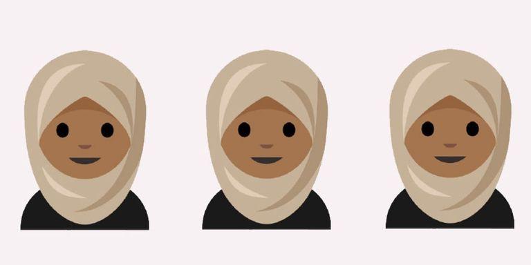 Hijab Emoji design by  Aphee Messer .