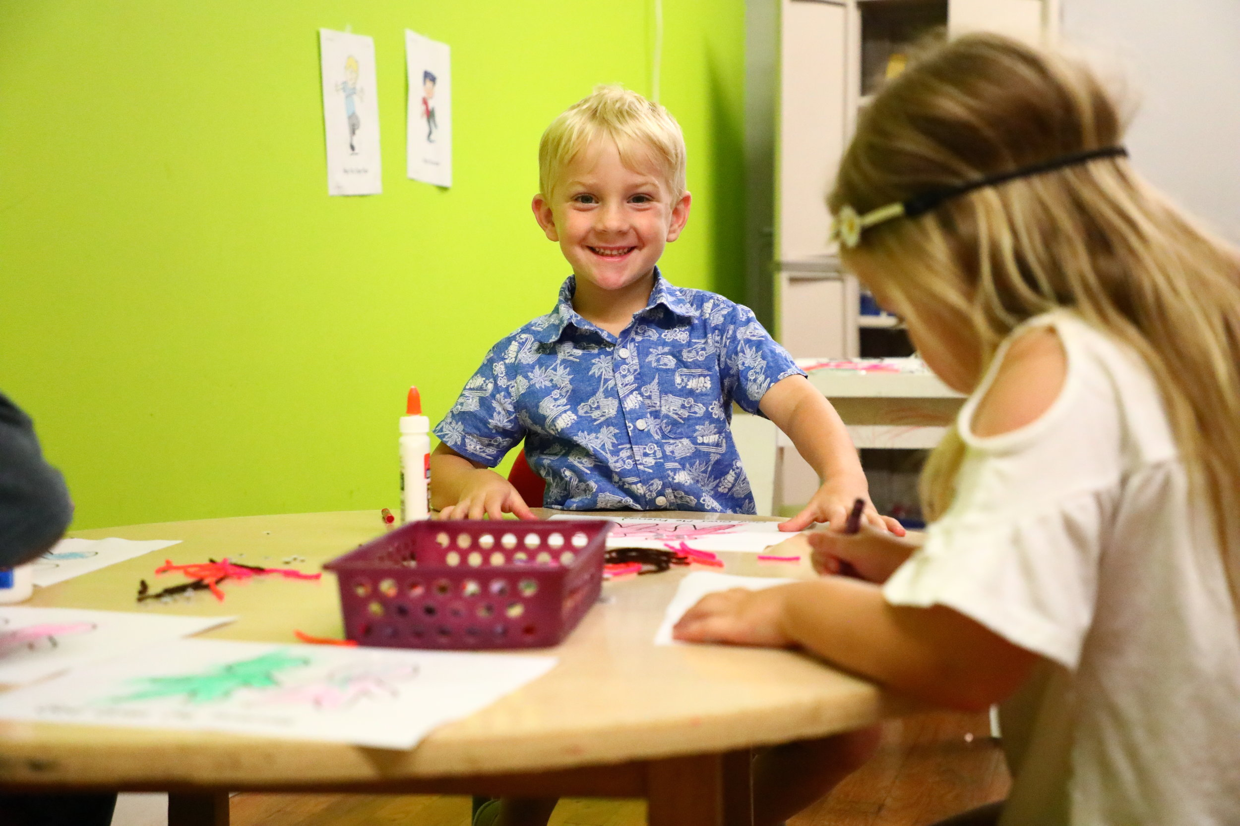 KidsLife Ages - We create an environment where your child can experience a structured plan for learning and development that is tailored for their age group.Blue Room - 6 weeks - 1 Year OldPurple Room - 1 Year Old Room Orange Room - 2 Year Old Room  Green Room - 3 Year Old Room Grey Room - 4 Year Old RoomKids Church - Kindergarten - 5th Grade