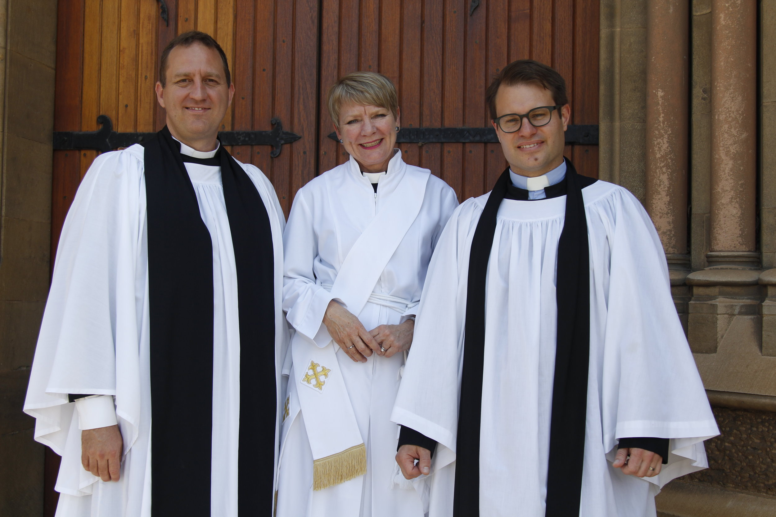This years' Ordinands