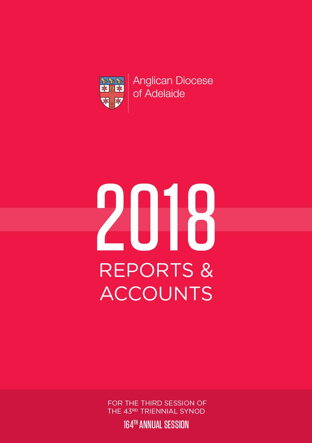 Download  the 2018 Reports & Accounts Book [PDF 4.2MB]