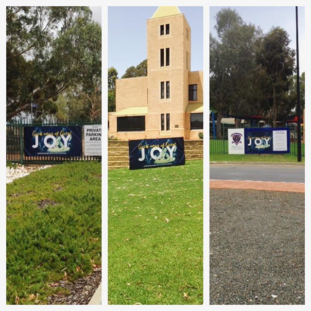 Huge thanks to @trinitycollegesouthaustralia for joining in our #christmas #joy 🌟