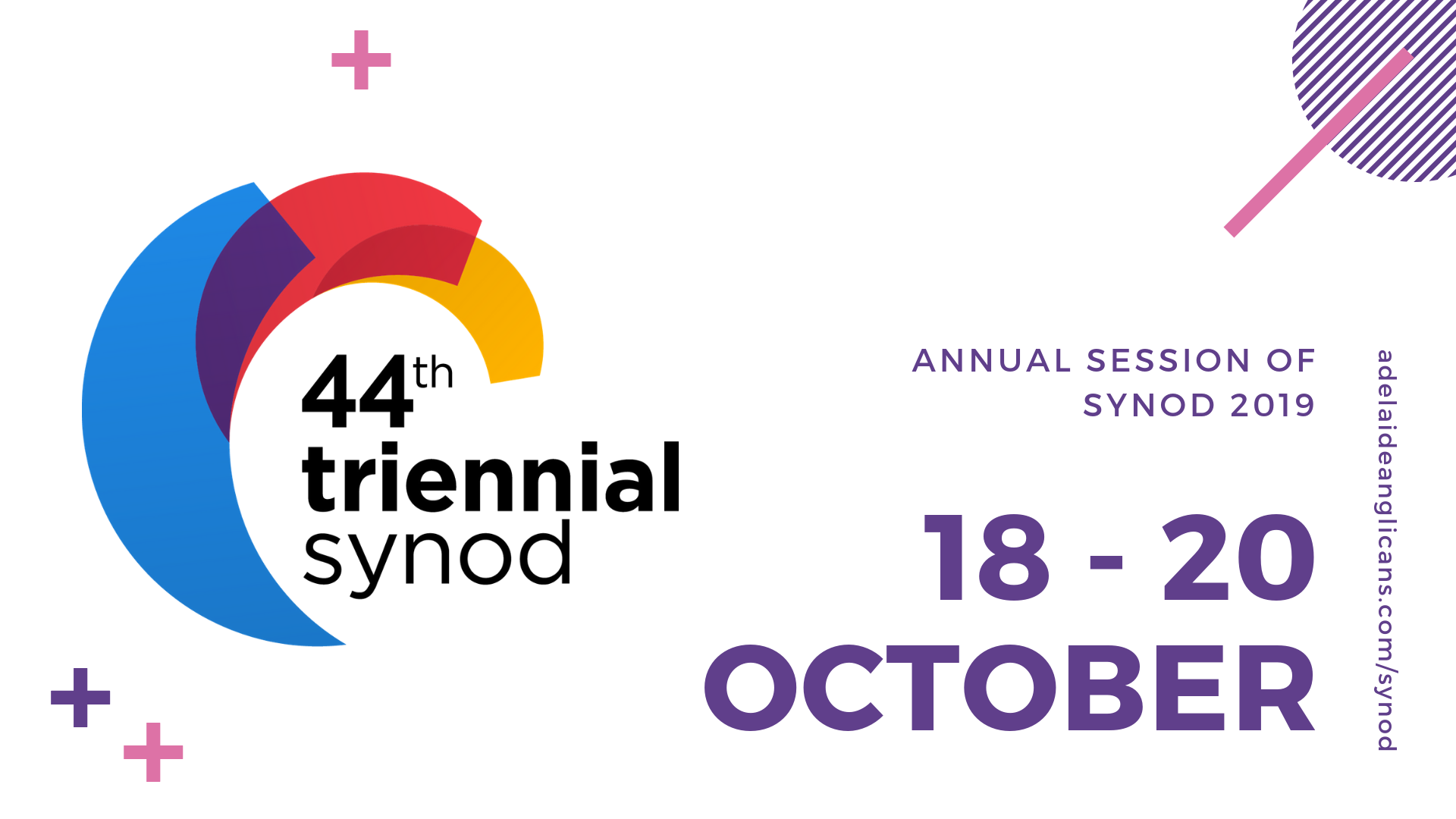 Annual Session of Synod 2019 Friday 18th October (Evening) to Sunday 20th October 2019.png