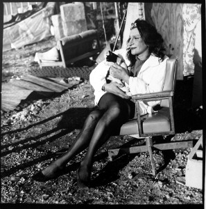 Sylvia Rivera   Image   Valerie Shaff