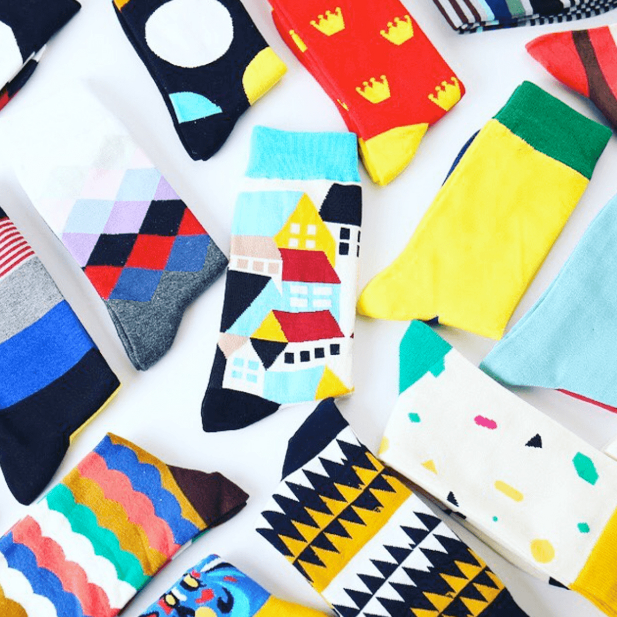 + Cozy socks - Everyone's feet get chilly and it is a fact that, as you age, your ability to handle cold decreases. Give your grandparent the gift of warmth with a pair of snuggly, funky socks. You can try a subscription like Next Socks or check out some of the fun sock options below.(Image | Next Socks)