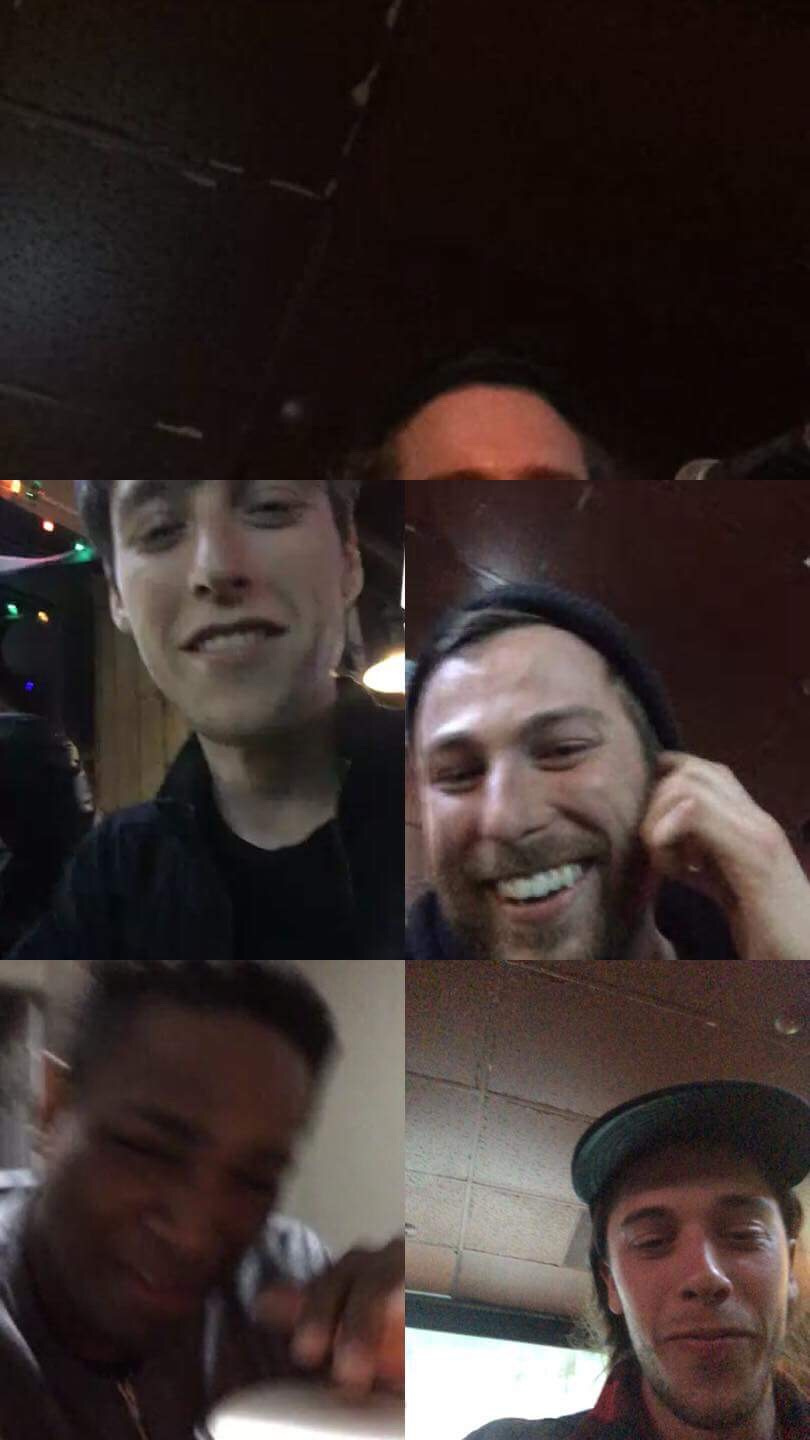 Band Meeting @ The Brass via Facetime