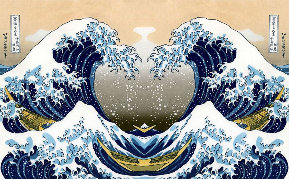 THE LAST STRAW THE GREAT WAVE JAPAN.JPG
