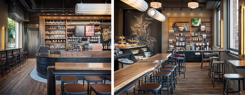 Starbucks Pike & Broad - Seattle, WA