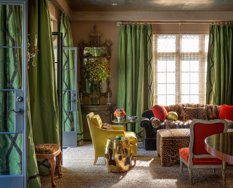 Larry Hooke Interior Design