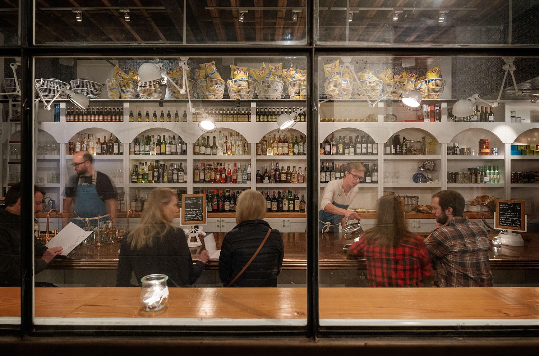 Barnacle Bar - Seattle, WA