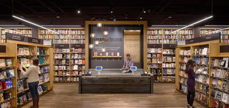 Amazon Books - Seattle, WA