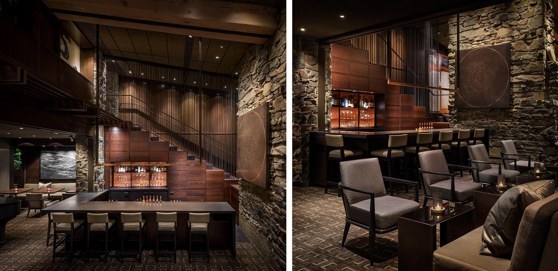 The Canlis Bar - Seattle, WA