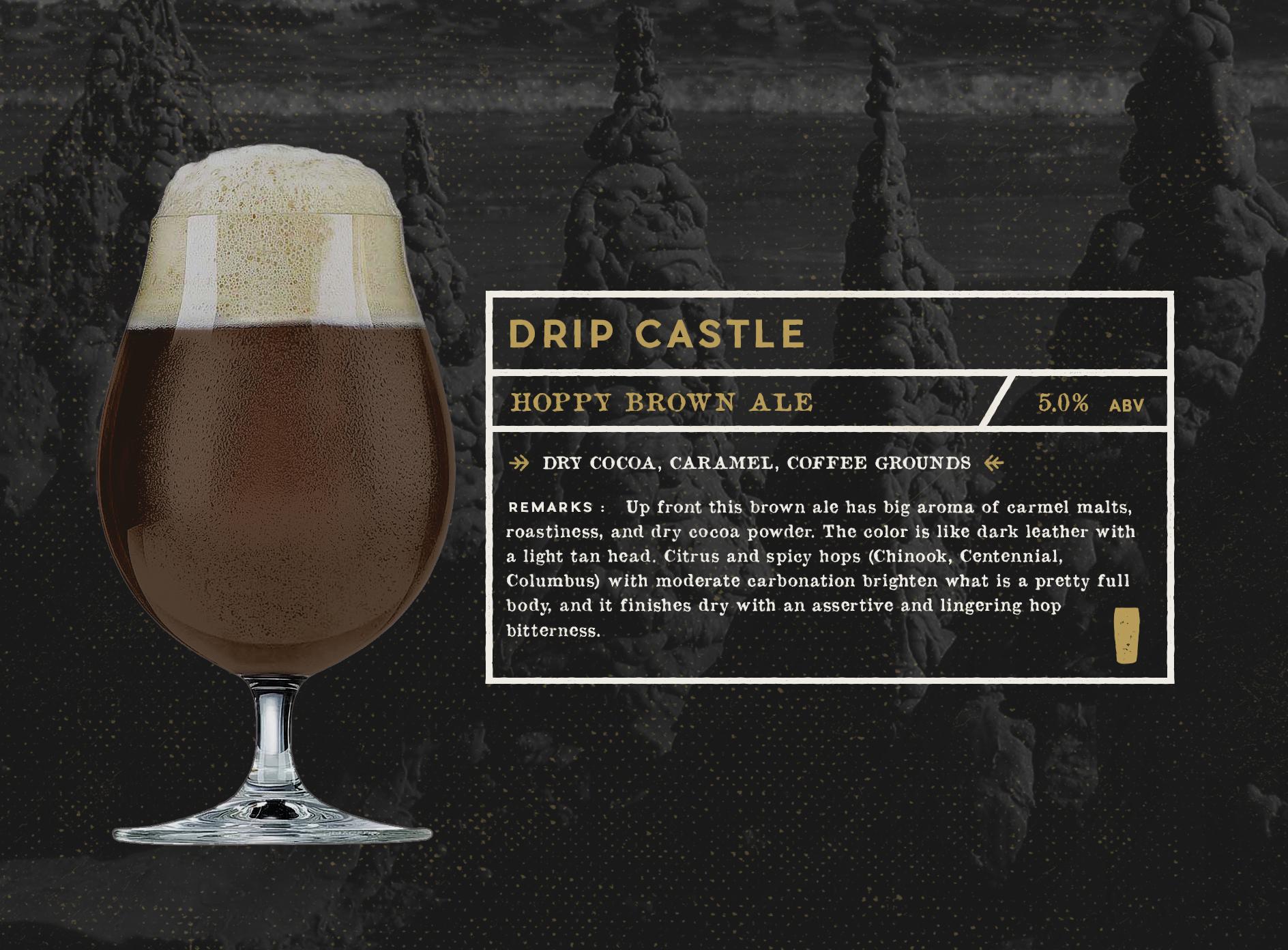 DRIP CASTLE