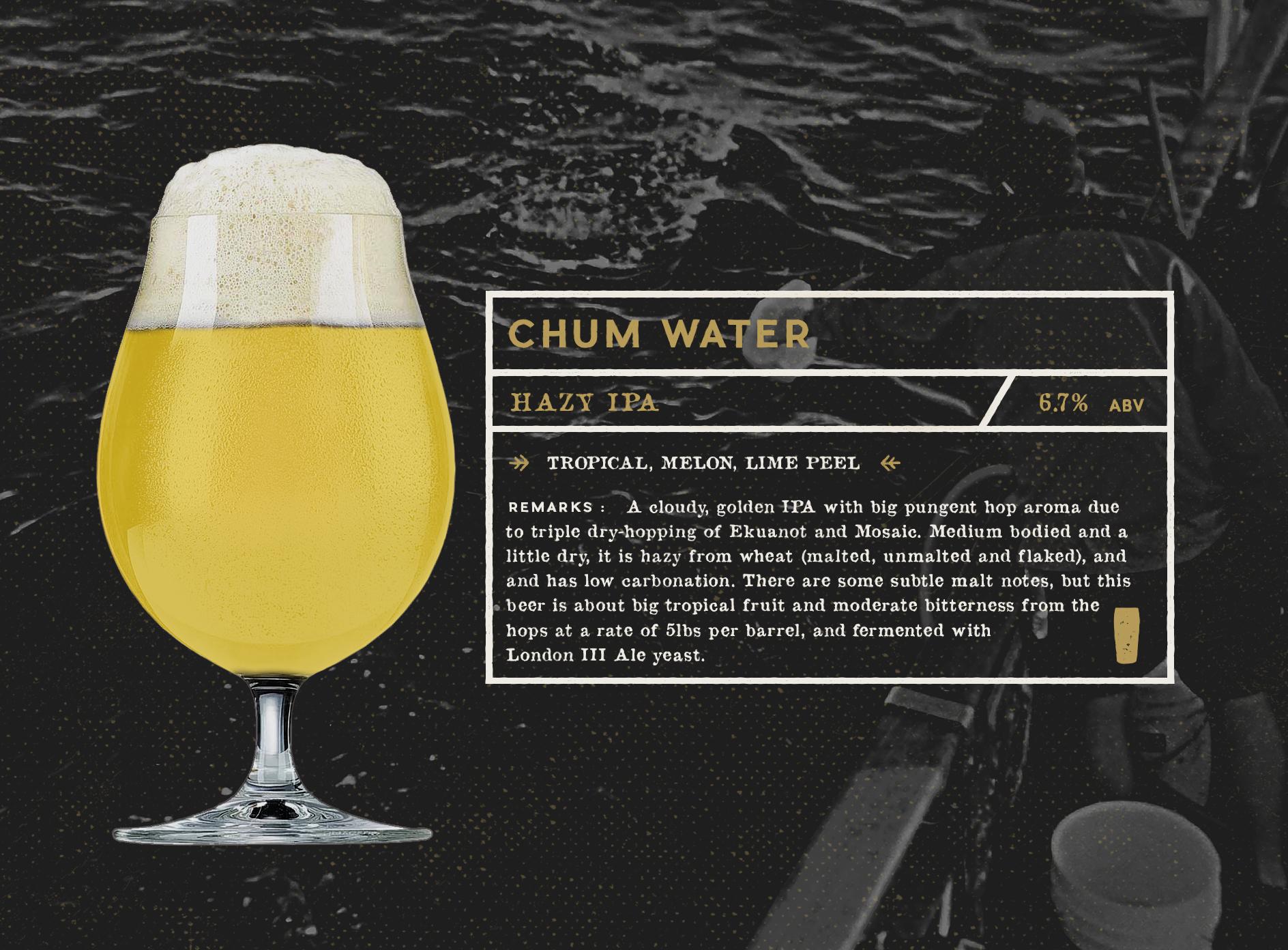 CHUM WATER
