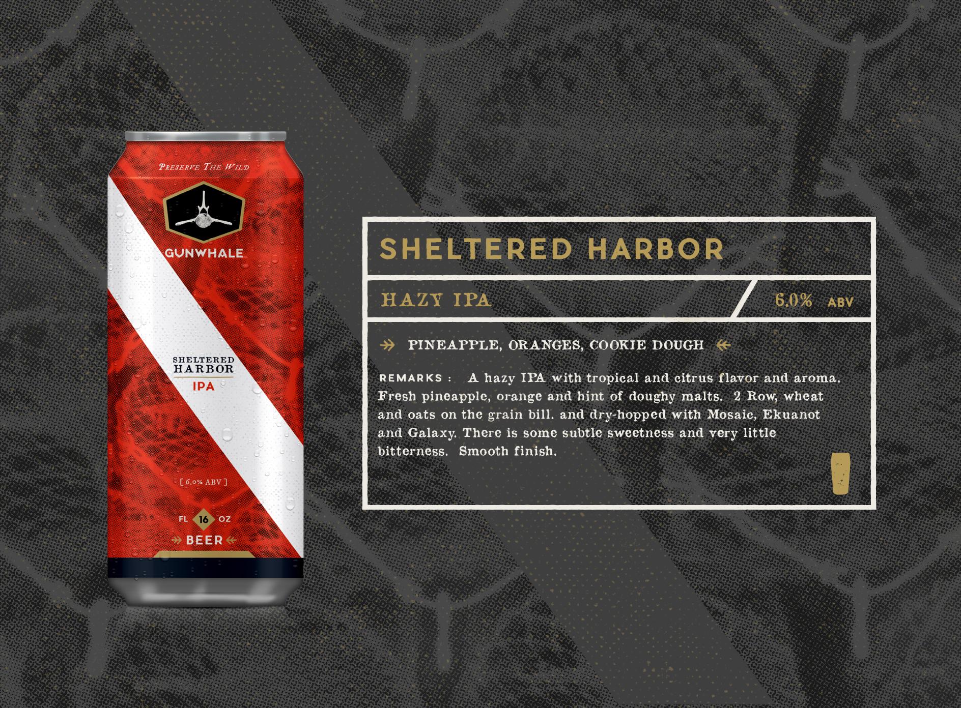 SHELTERED HARBOR