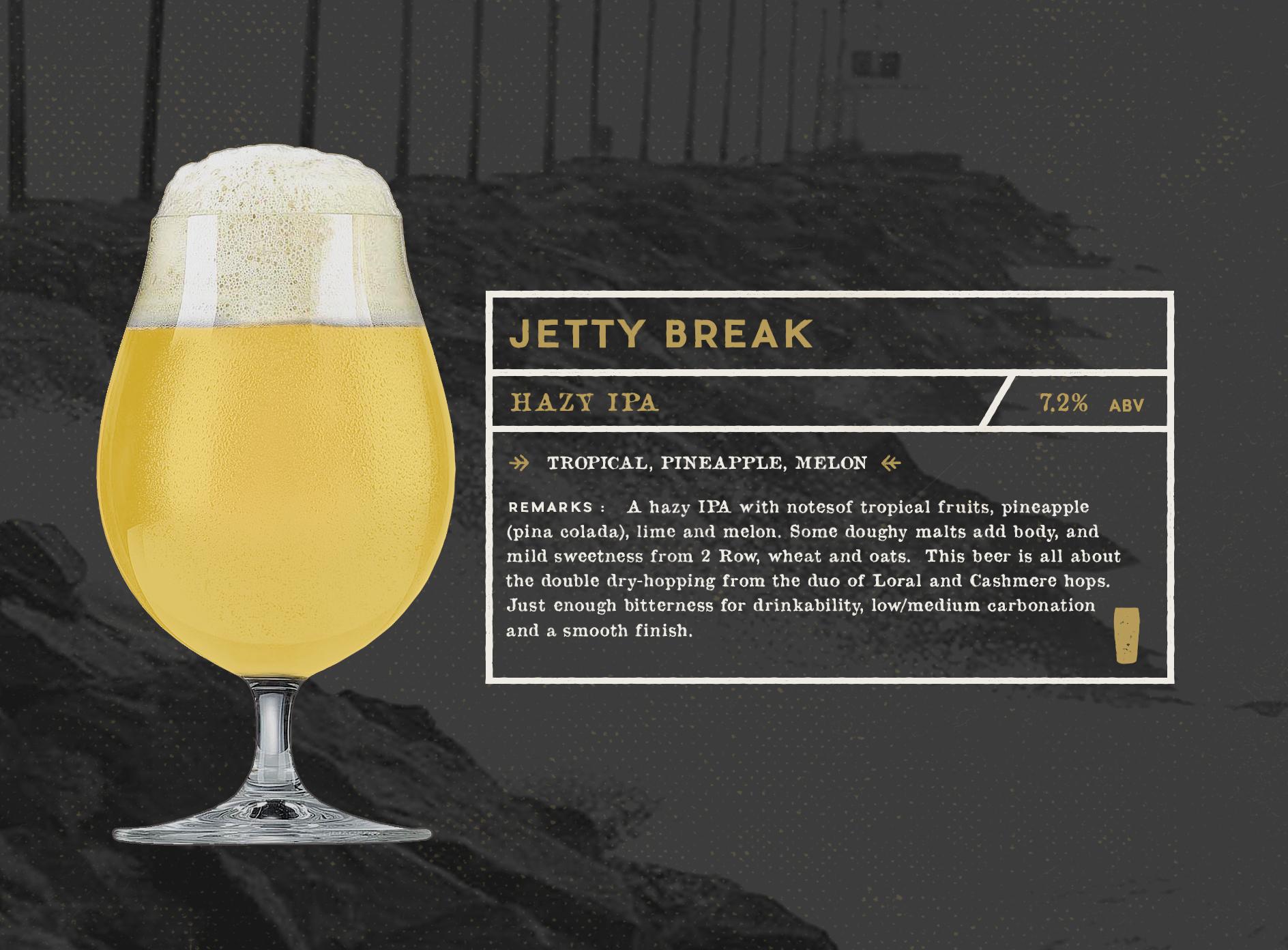 JETTY BREAK