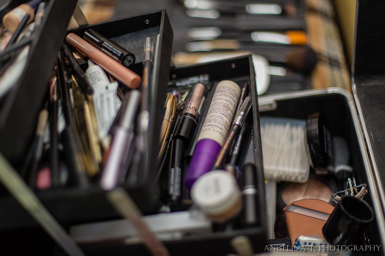 sacramento wedding photographer makeup