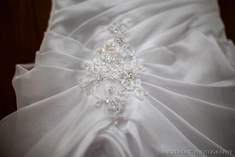 sacramento wedding photographer wedding dress details