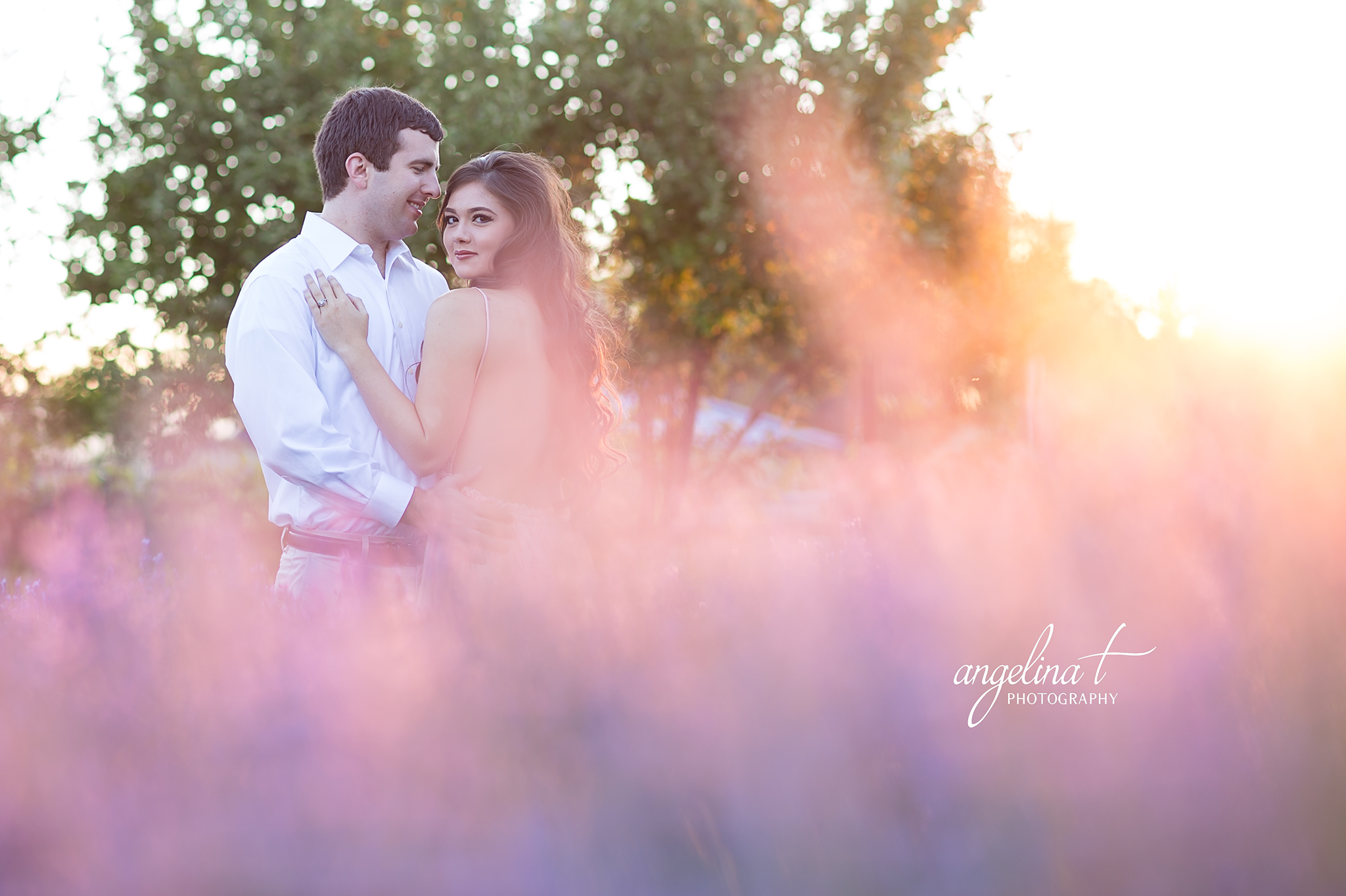 Lavender Field Engagement Photography-05.jpg