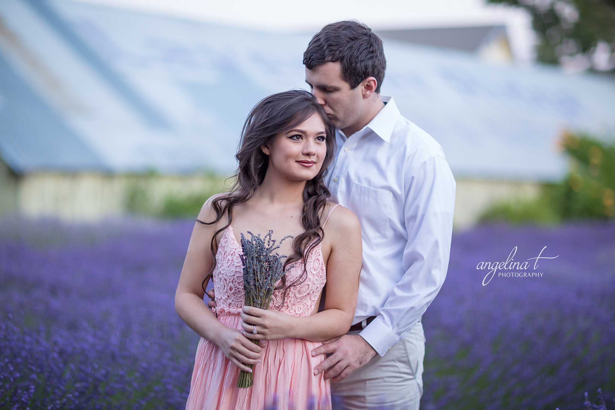 Lavender Field Engagement Photography-16.jpg