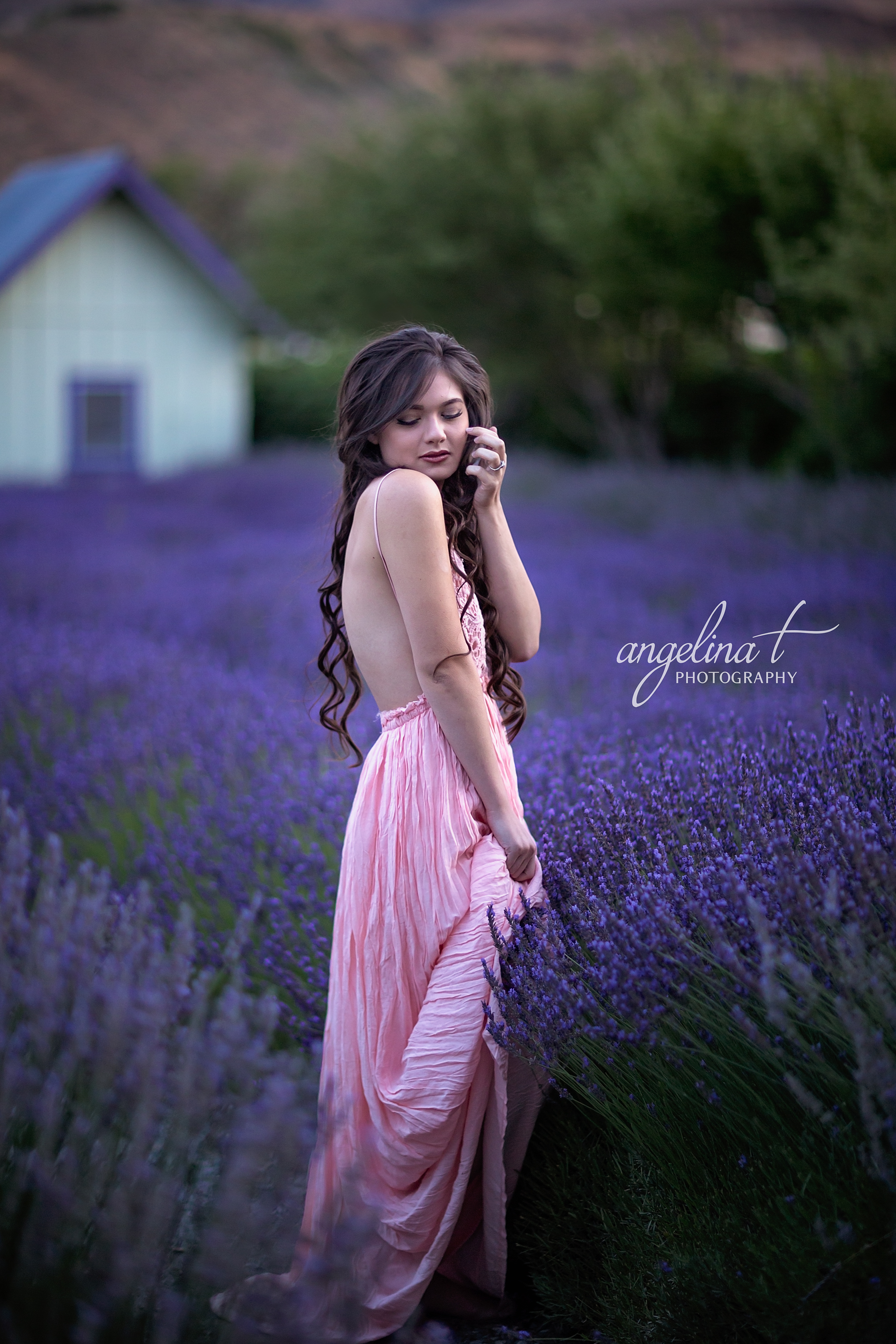 Lavender Field Engagement Photography-17.jpg