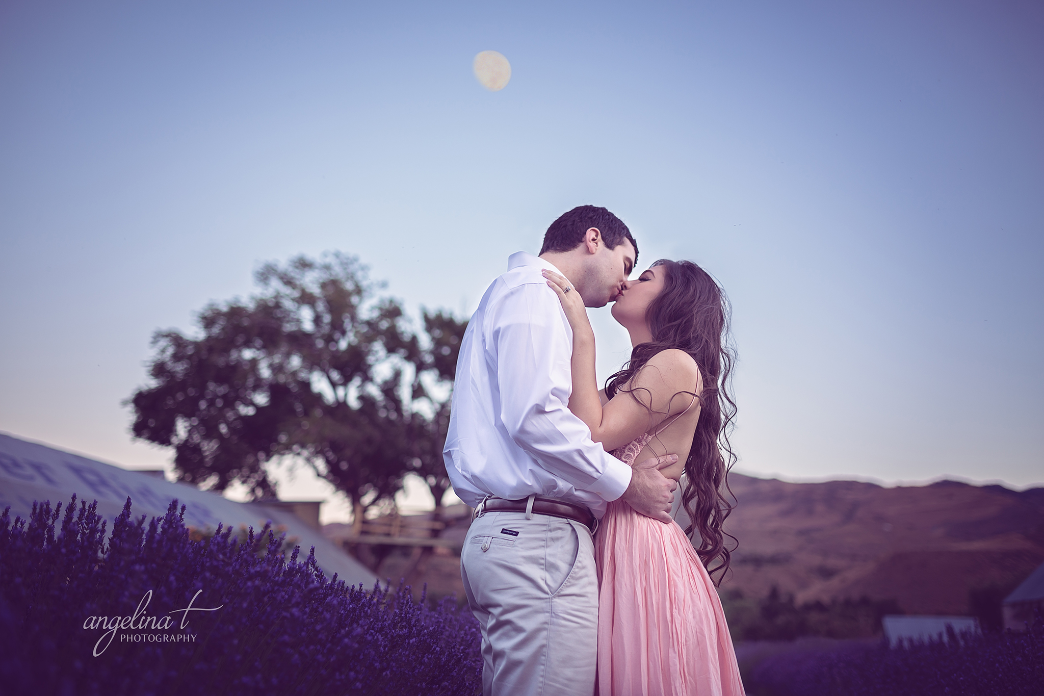Lavender Field Engagement Photography-12.jpg