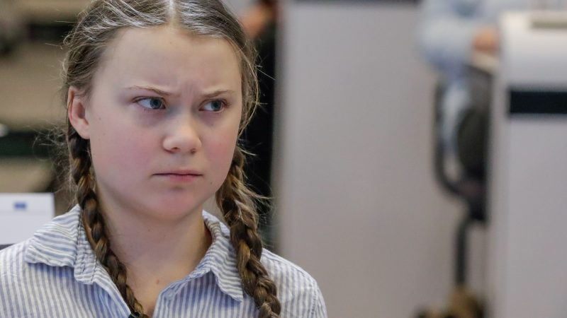 Greta Thunberg: We just want politicians to listen to the scientists  via euractiv.com