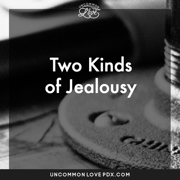 Kinds of Jealousy | uncommon Love Open Marriage Counseling in Portland