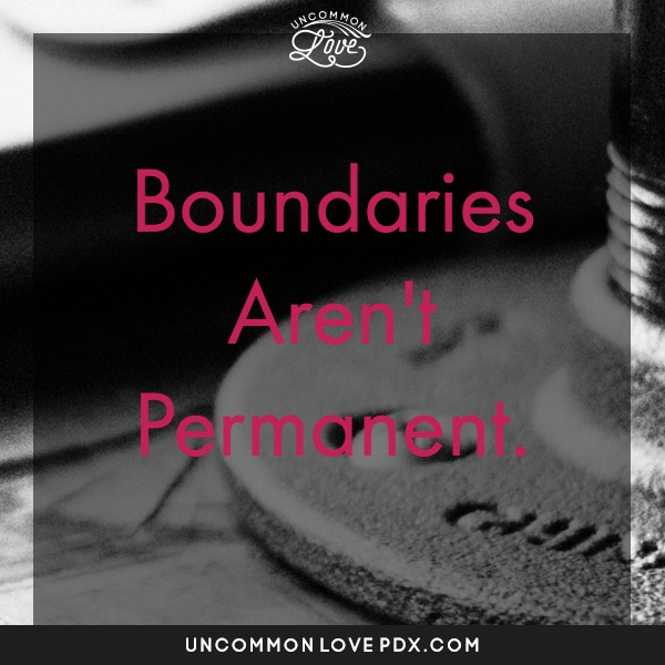 Healthy Boundaries | Boundaries in Relationships