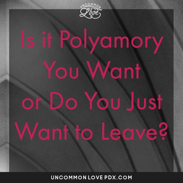 polyamory counselor portland polyamory couples therapy