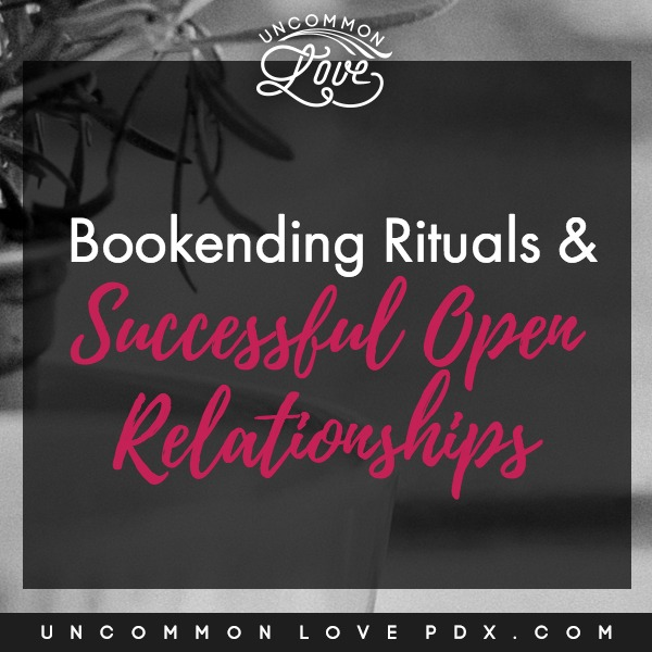 bookending successful open relationships
