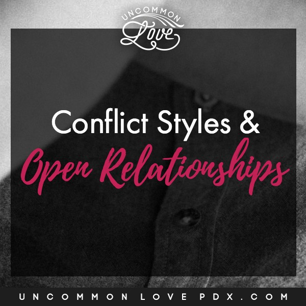 conflict and polyamory
