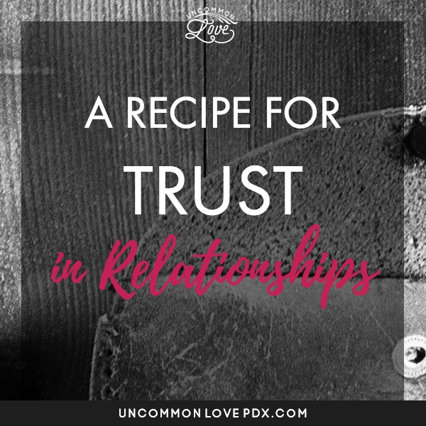 TRUST IN RELATIONSHIPS | OPEN RELATIONSHIPS COACH