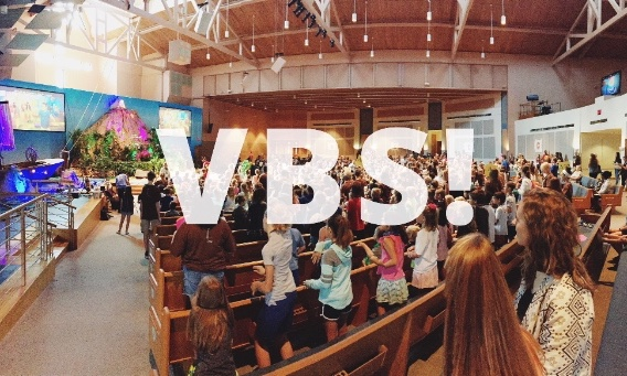 these generous families donated over $10,000 to our ministry during a week of VBS!