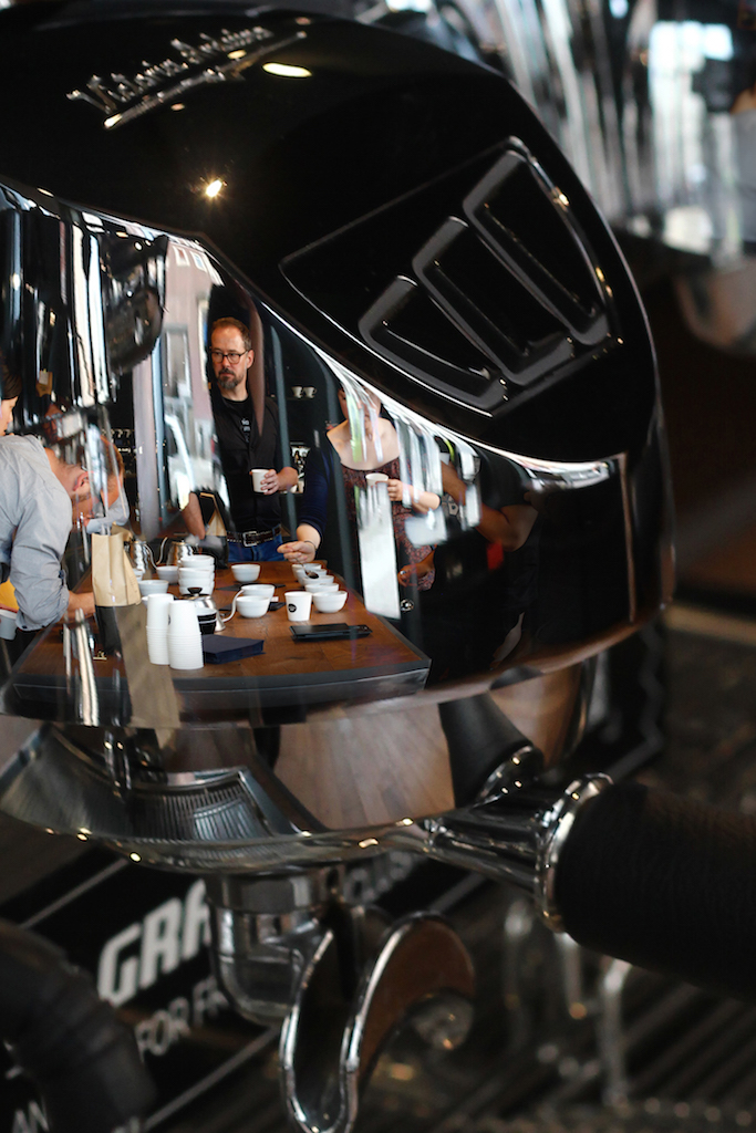 VA388 Black Eagle Gravitech - Nordic Approach Event - VA espresso machines GmbH.jpg
