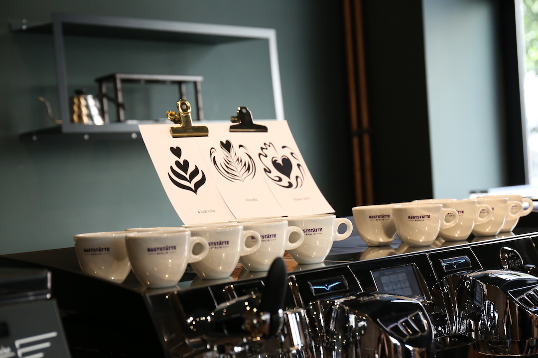VA espresso machines Berlin Coffee Festival Victoria Arduino Women's Latte Art ThrowdownIMG_2061.JPG