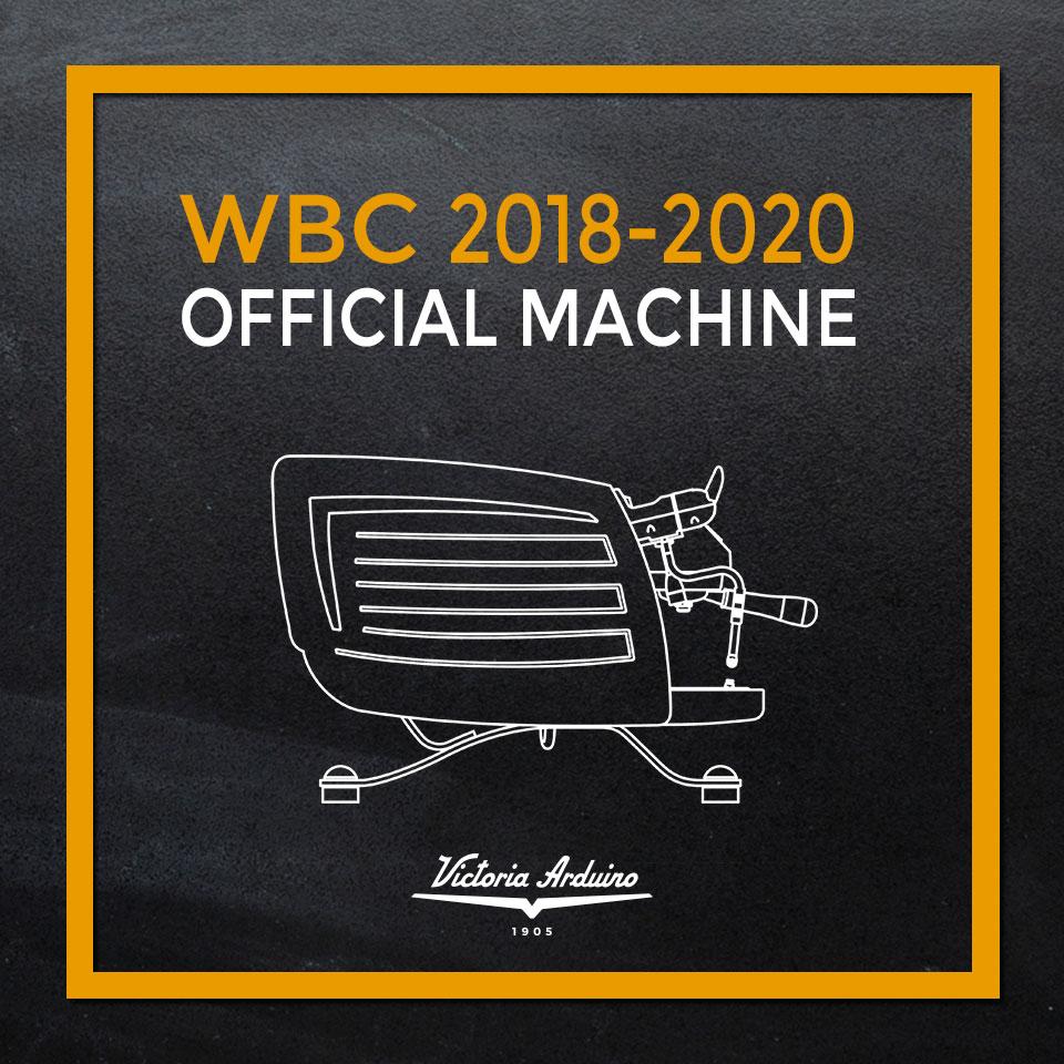 VA388 Black Eagle World Barista Championships Espressomaschine Voctoria Arduino.jpg
