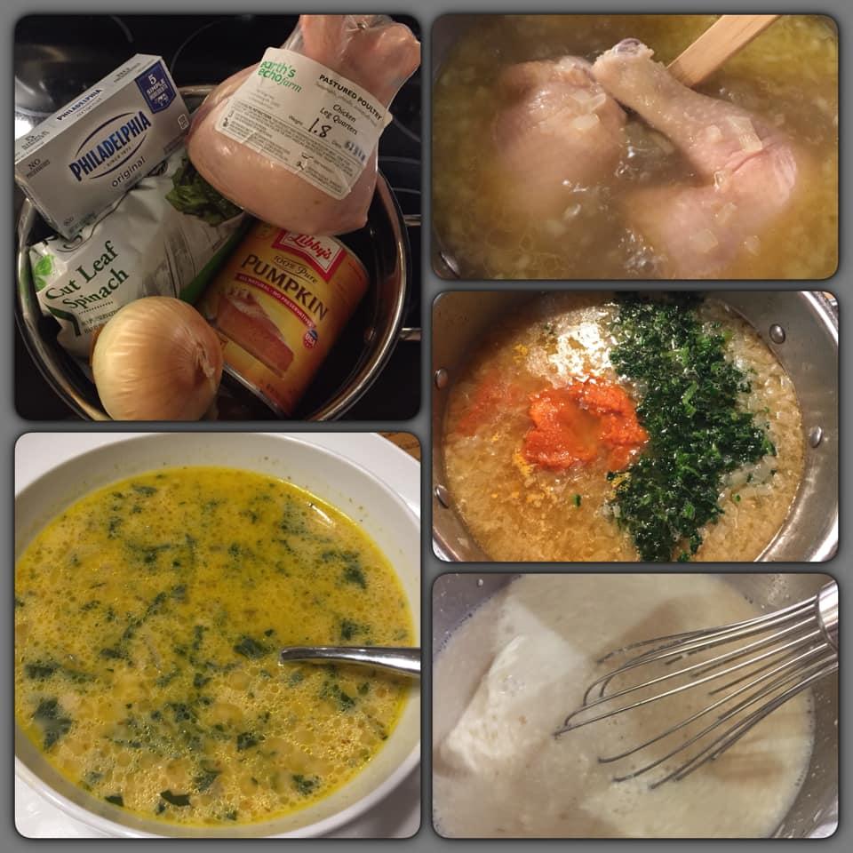 Mutti's Chicken Soup -