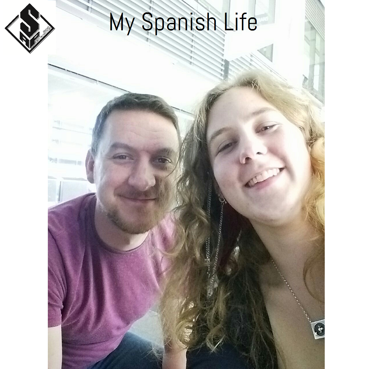 My Spanish Life with hosts Eimear NíFhaoláin and Dan O'Toole  My Spanish Life is a show chronicling Eimear and Dan's new life in a sleepy town in the Rioja region of Spain where they moved in late 2015 to teach English. Each show they discuss the culture shock of moving your entire life to a small town in Northern Spain.