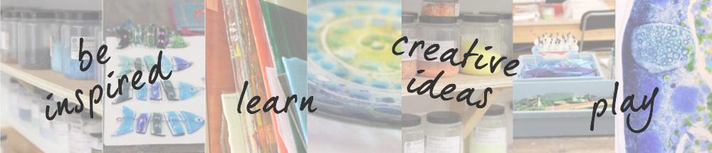 helen grierson glass workshop collage home