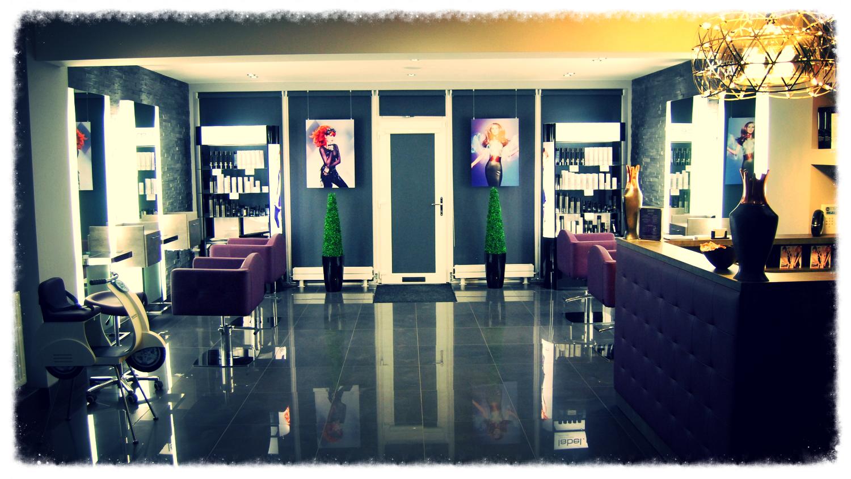 Main Salon Area