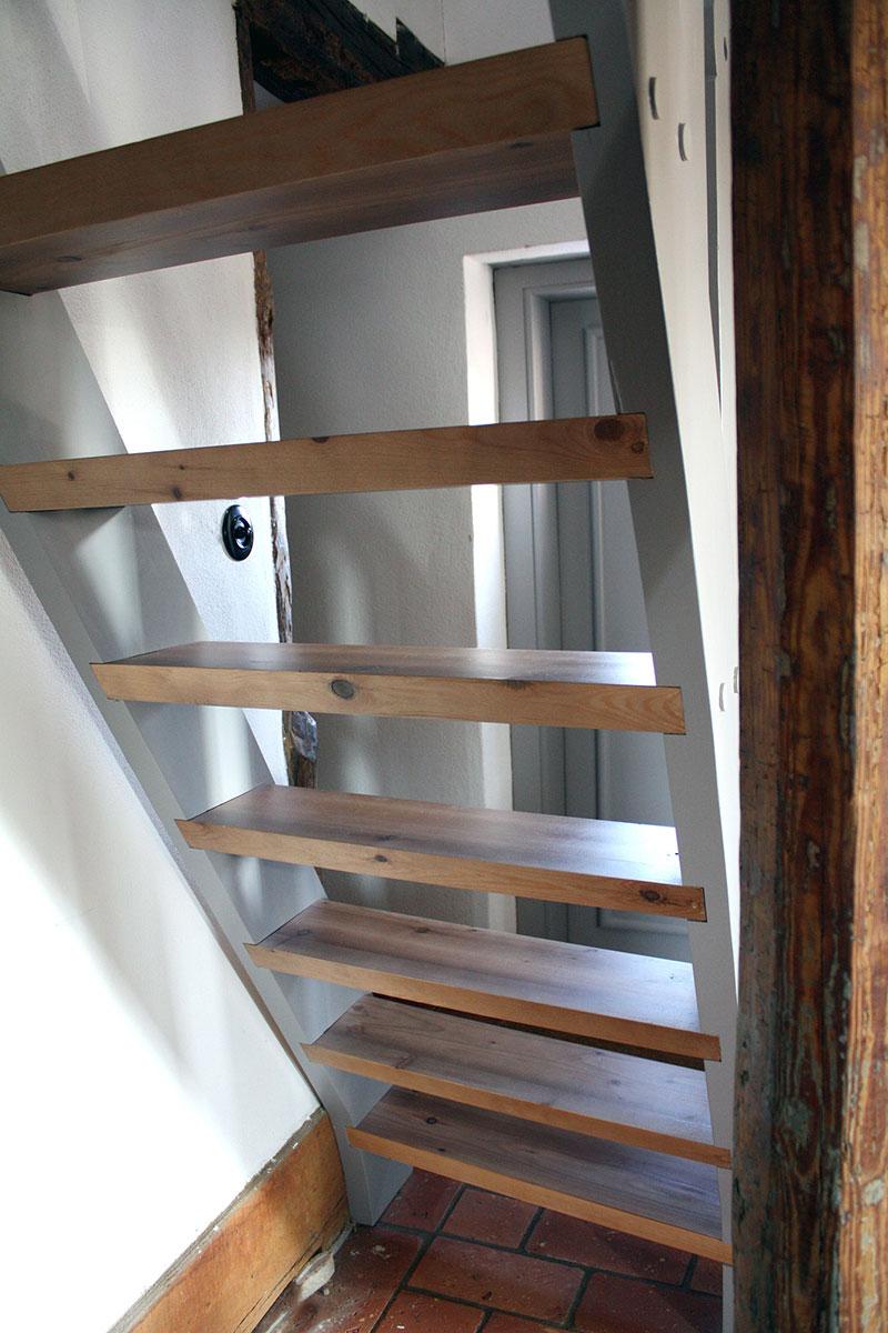 tischlerei rossnagel treppe