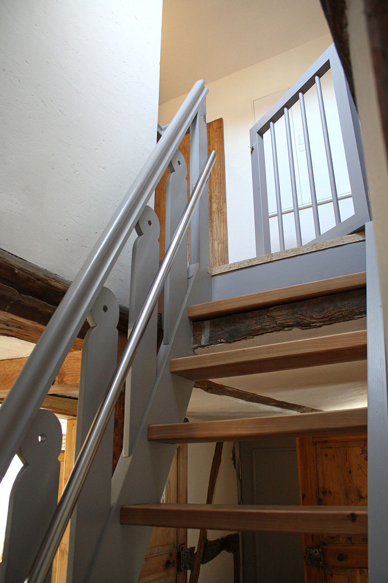 tischlerei rossnagel treppe 2