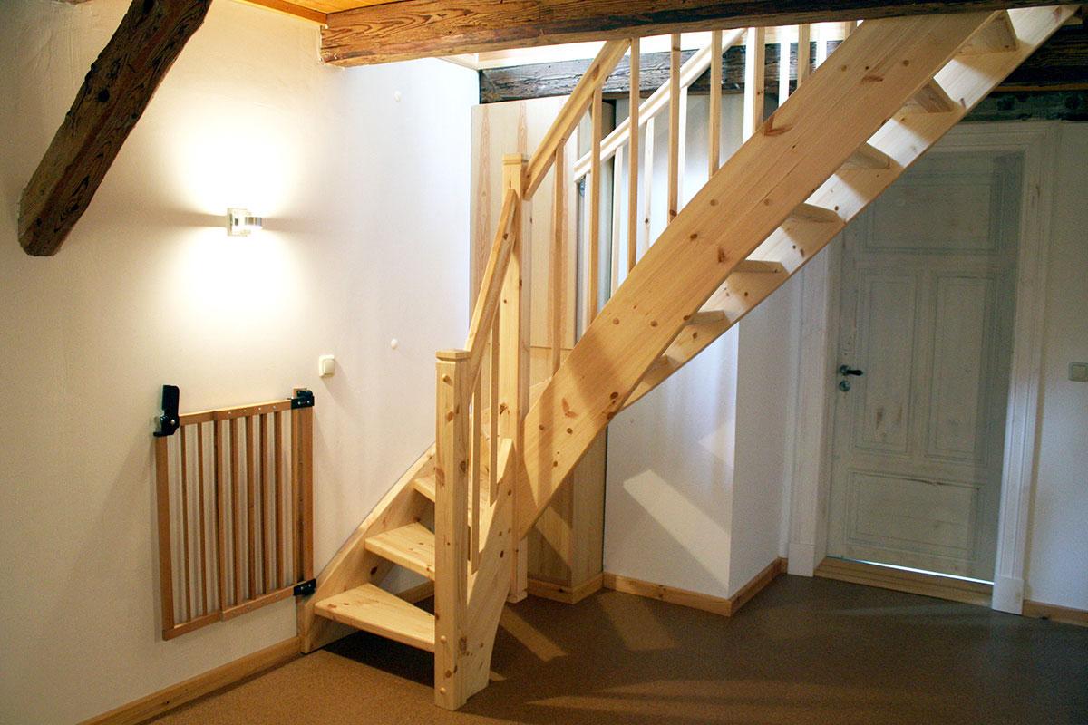 tischlerei rossnagel wassermühle treppe 2